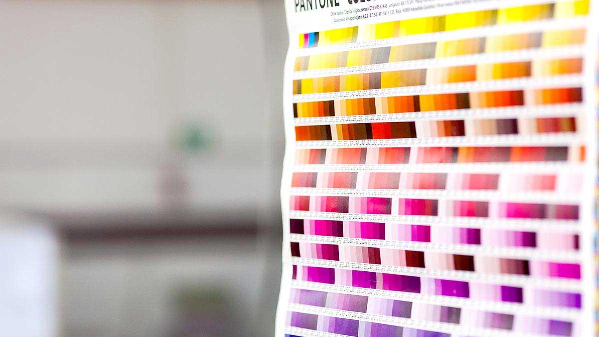 panton boje u stampariji