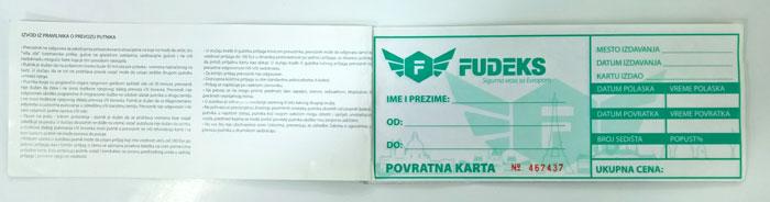 karte za autobus stampa