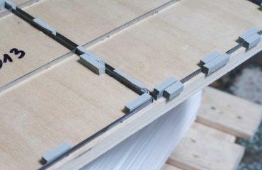 štancna bigovanje perforacija
