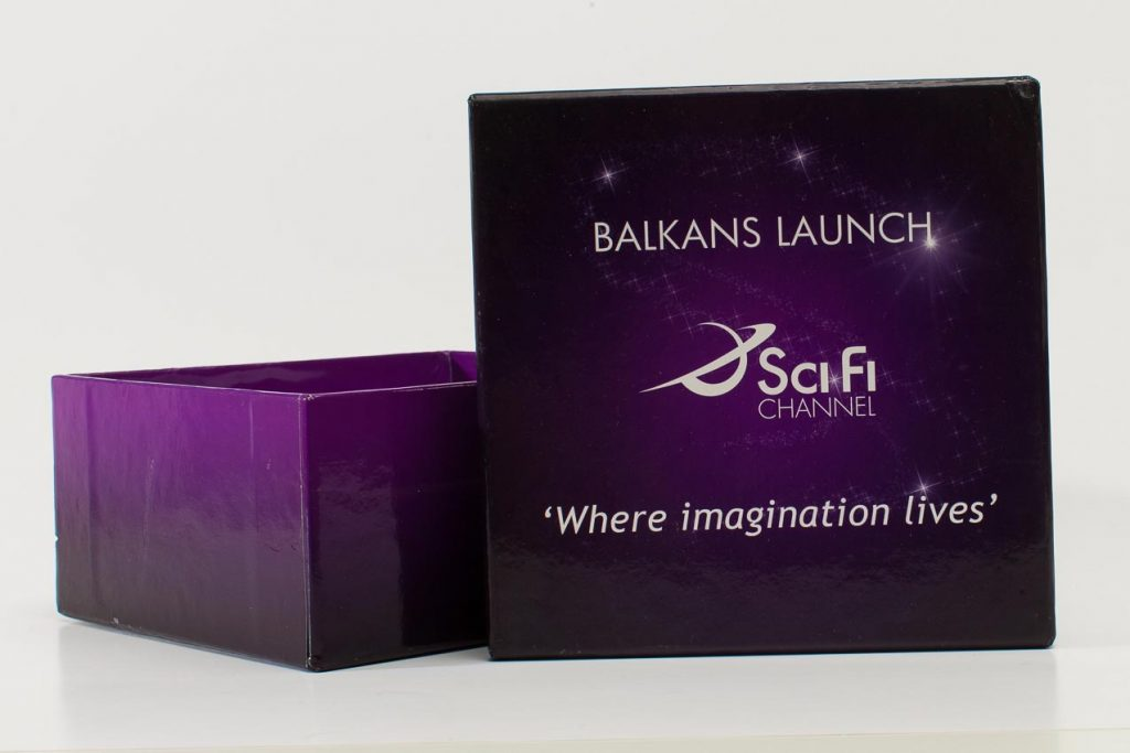 Balkans launch kutija