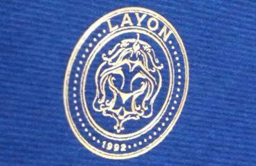 logo na zlatotisku
