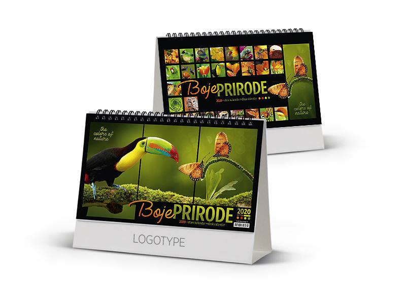 Stoni kalendar sa pticama