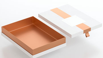 luksuzna kutija belo roze