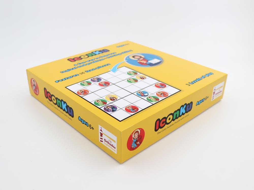 Kutije za drustvene igre iconku