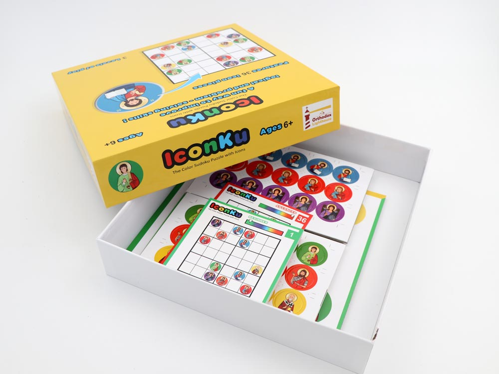 kutije za društvene igre Iconku